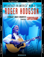 Roger Hodgson – The Voice of Supertramp