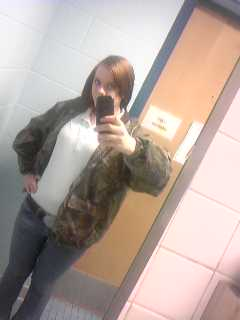 Me on a dress country day