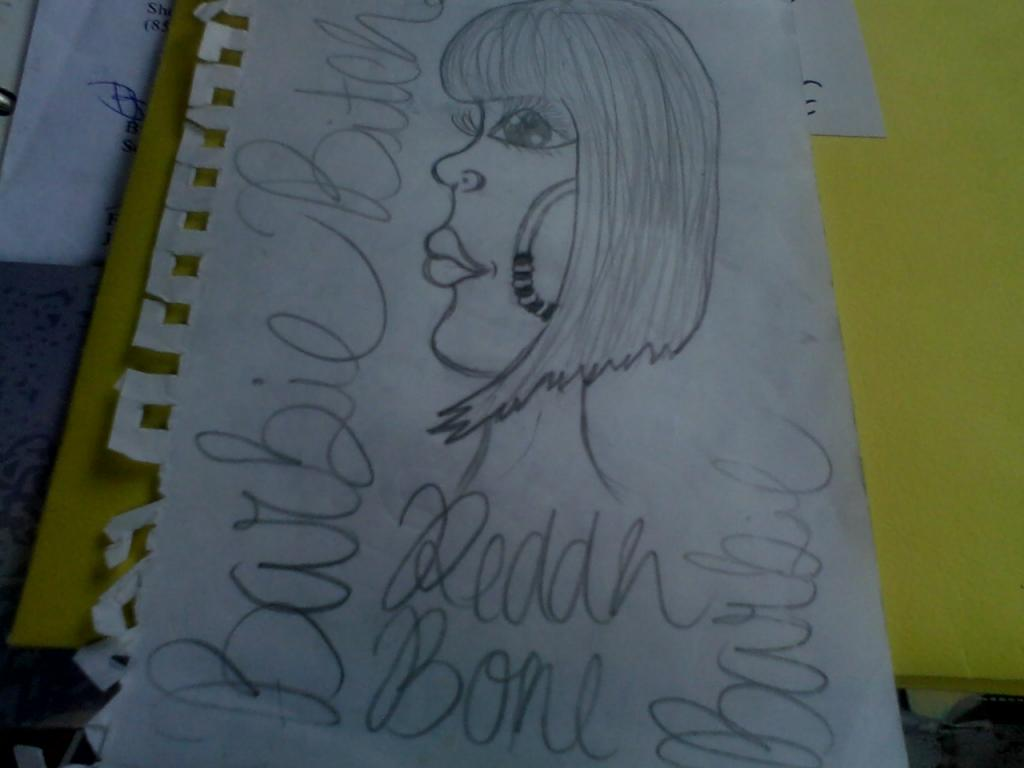 Jamia drew this for me too
