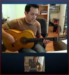 Skype Guitar Bass Or Ukulele Lessons  With Jeffrey Thomas