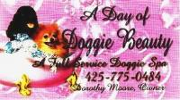 Day of Doggie Beauty