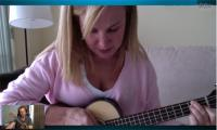 Skype Guitar Bass or Ukulele Lesson with Jeffrey Thomas